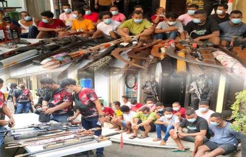 Dari Penggrebekan di Kampung Ambon, Polda Metro Jaya Tetapkan Tujuh Orang Tersangka