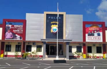 Polda Malut Resmi Pecat Oknum Polisi Pemerkosa