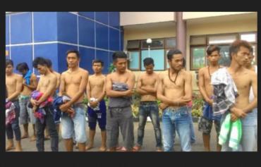 Berantas Premanisme, Polda Metro Jaya Tangkap 49 Preman
