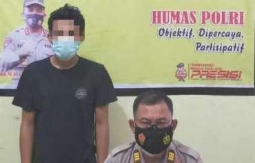 Pembakar Mobil Anggota DPRD Tapteng Sumut Ditangkap Polisi