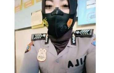 Diduga Terlibat Perjokian Tes Masuk Bintara Polisi, Seorang Oknum Polwan Ditangkap