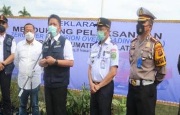 Kebijakan Ganjil-Genap Redam Kasus Covid-19 di Palembang