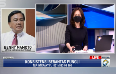 Editorial MI: Konsistensi Berantas Pungli