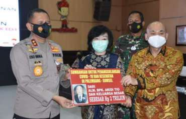 Kompolnas Sarankan Kapolda Sumsel Minta Maaf ke Publik terkait Simpang-Siur Hibah Rp2T