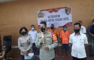 Ormas Bentrok di Bekasi, Polisi Tangkap Dua Orang