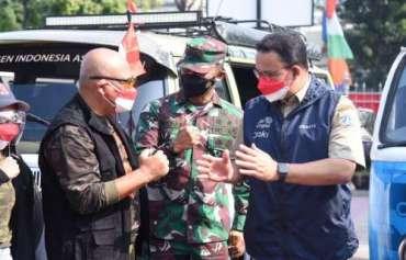 Anggota Kompolnas Pudji Hartanto Relakan Mobilnya Jadi Kendaraan Vaksinasi Keliling