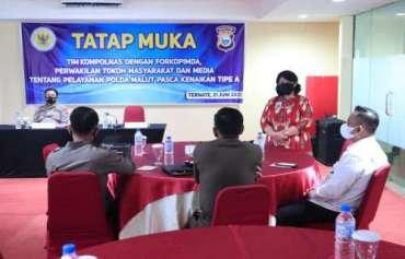 Kompolnas Apresiasi Kinerja Polda Maluku Utara dalam Pelayanan Masyarakat
