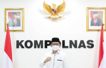 Kompolnas Nilai Sangat Patriotik Kapolri Launching Vaksinasi Merdeka