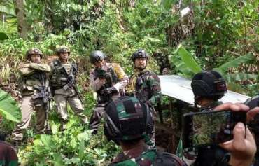 TGPF Intan Jaya Saksikan Proses Otopsi Jenazah Pendeta Zanambani