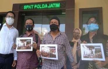 Pesta Ulang Tahun Khofifah Dilaporkan ke Polisi