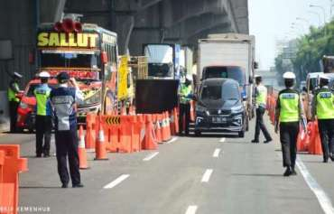 Polda Metro Jaya Perpanjang Masa Penyekatan Arus Balik