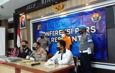 Ditegur Tak Kenakan Masker, Seorang Warga  di Bantul Pukul Polisi Hingga Memar