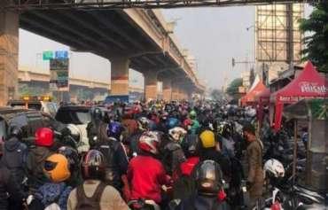 Dua Hari Paska Pemberlakuan PPKM Darurat, Masih Banyak Warga Tanpa Kepentingan Jelas Berusaha Masuki Jakarta