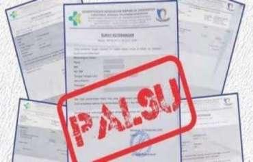 PMJ Ungkap Pemalsuan Surat Swab Antigen dan PCR, Polisi : Pemesan Banyak Dari Pekerja Biar Libur